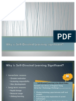 Part3 Self-Directed Learning