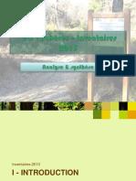 Vacheres Inventaires 2013 - Présentation Et Analyse2