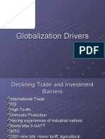 Globalization Drivers 1
