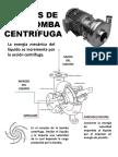 PARTES DE UNA BOMBA CENTRÍFUGA