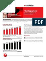 Understanding the Blogosphere