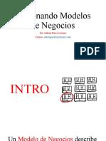 Modelos de Negocios - Adrian Pérez