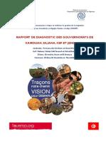 Rapport de Diagnostique des gouvernorats de Kairouan, Siliana, Kef et Jendouba - START