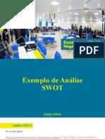 SWOT - Exemplo