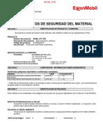 14.- Msds_aceite de Transmision Atf d2 Vistony