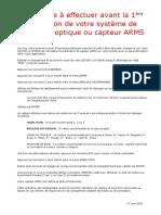 UTF-8''Procédure ARMS FC9000_CE7000