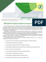 DPP Newsletter Aug2006