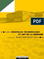 nouvelles technologies et arts de mémoires