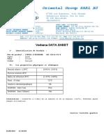 Verbena Data Sheet