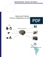 Actuator Practice Manual Spanish