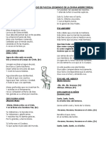 Cantos 2do.Domingo de Pascual 2021