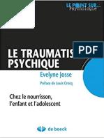 Le Traumatisme Psychique Chez Lenfant.pdf · Version 1