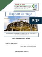 rapport de stage 2200