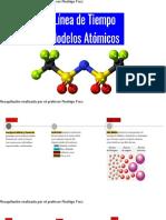 TEORIAS MODELOS ATOMICOS