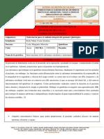Informe de Instrumentista y Circulante