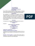 DECRETO LEY NUMERO 107