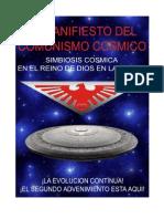 Manifiesto Del Comunismo Cosmico SIMBIOSIS