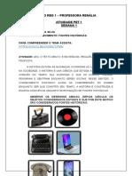 PET ADAPTADO 6º ANO VOLUME I