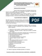 1. Taller Guía 1 Empresa