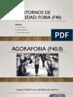 CLASE 10 exposición - FOBIA