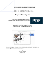 Distribucion Variable Sistema Vvti
