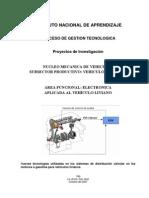 Distribucion Variable Sistema Vvti