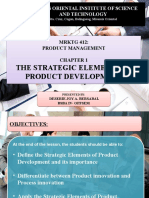 Chapter 1 The Strategic Elements of Product Development by Bersabal