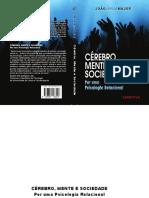 MAJOR J C 2009 Cerebro Mente e Sociedade
