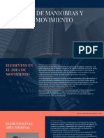Azul Oscuro y Naranja Foto Moderna Arquitectura Presentación