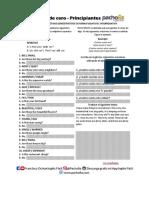 Lección 13 - Adjetivos Demostrativos Forma Negativa e Interrogativa