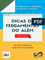 EBOOK DICAS DO ALÉM