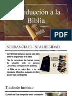 Clase 3 - Inerrancia e Infabilibilidad1