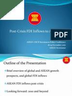 ASEAN FDI