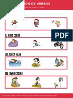 _IDENTIFICACIÓN DE VERBOS -  PPT 327