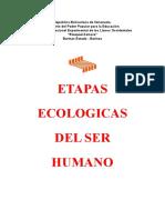 Etapas Ecologicas