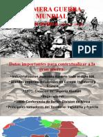 Primera Guerra Mundial (1)