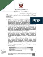 RESOLUCIÓN 0544-2021-JNE