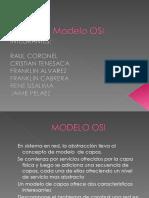 4. Para Convertir Modelo Osi