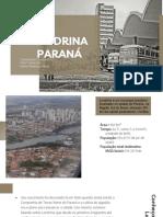 Estudo Urbanistico Londrina