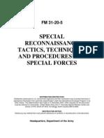 fm31-20-5specialreconnaissancetacticstechniquesandproceduresforspecialforces