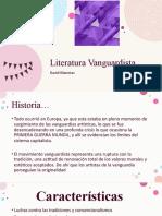 Literatura Vanguardista