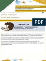 Formato para la presentación de ideas de solución