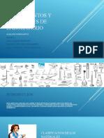 1.- Instrumentos y Materiales de Laboratorio A