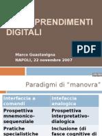Dis/apprendimenti digitali