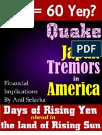 Quake in Japan, Tremors in America