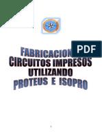 MANUAL de fabricacion de Circuito impresos. periodo I 2010