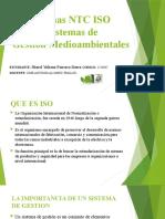 Las Normas NTC ISO 14000 Sistemas de Gestión