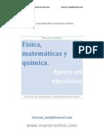 matemáticas y química