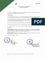 RR 0600 2019 UNAP Aprobar El Plan de Sistemas de Información de La UNAP, 2019 2021