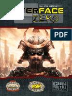 Interface Zero 2.0 - Imperio Do Sol -JAPÃO